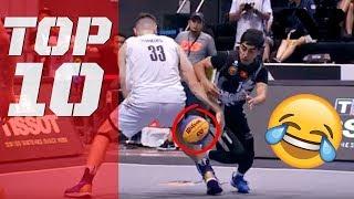 Top 10 Plays of 2018! - FIBA 3x3