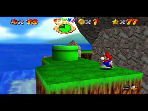 Full download let s play kaizo mario 64 episode 31 big for Mario go fish