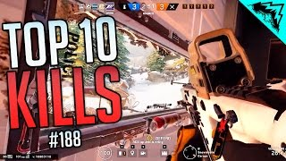UNEXPECTED - Rainbow Six Siege TOP 10 Plays of the Week - WBCW 188