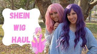 Shein Wig Haul/Affordable Wig Haul