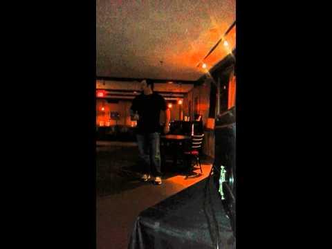 Brandon karaoke the Mill