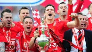 Cardiff City FC Football League Champions 2013 | In 1080p HD