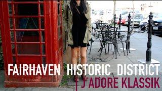 Come With Us - Fairhaven Historic District | J