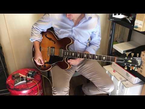 Gibson ES 335 1974 + Formula B Mini Bender Pro II