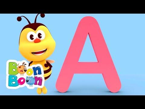 Să învățăm vocalele - Cântece educative pentru copii BoonBoon