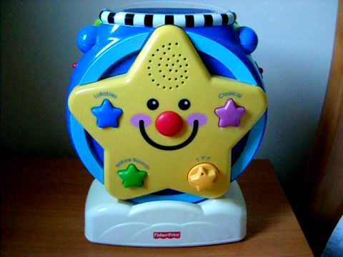 Fisher Price Star Nightlight Youtube