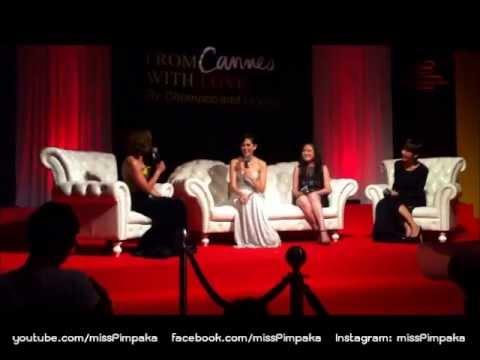 ป้าพาไปงาน Cannes Film Festival กับชมพู่ อารยา