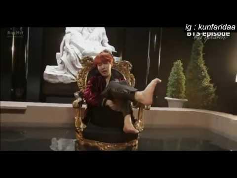 [INDO SUB ] BTS - Blood sweat tears making MV