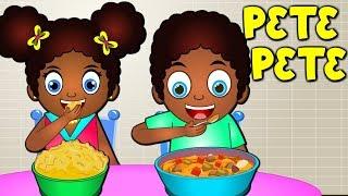Twi Nursery Rhymes  Pete Pete Akan Children39s Song  Ghana Nursery Rhymes