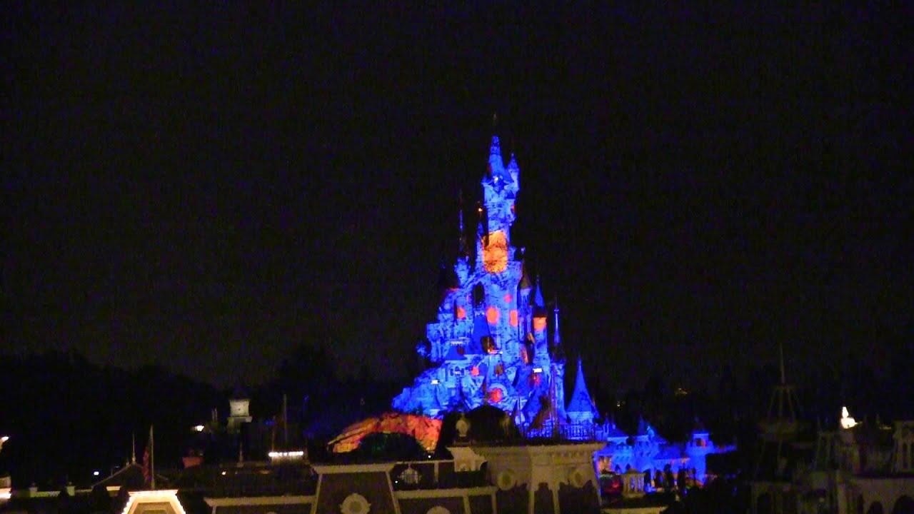 Castle Club Room Disneyland Paris