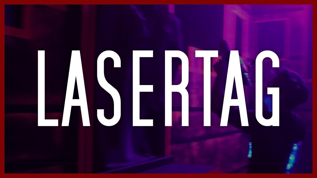 LASERTAG - LASERDOME (Leer) // mit Sony Alpha 6500 - YouTube
