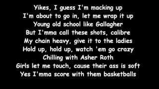Asher Roth - Actin Up (ft. Rye Rye Justin Bieber Chris Brown) [Lyrics] Mp3