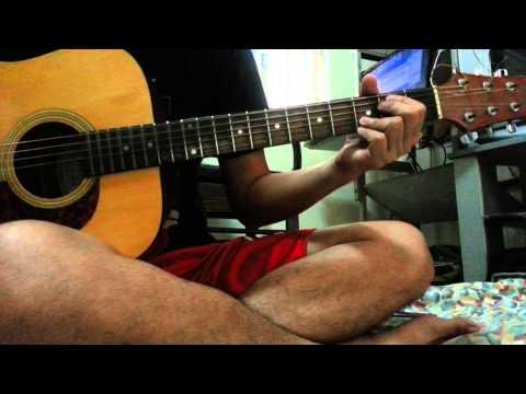 14 By Silent Sanctuary Acoustic Guitar Cover
