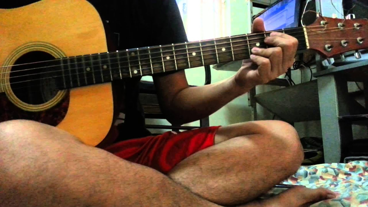 14 By Silent Sanctuary Acoustic Guitar Cover Youtube