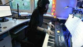 Bjork - All Is Full Of Love - piano cover