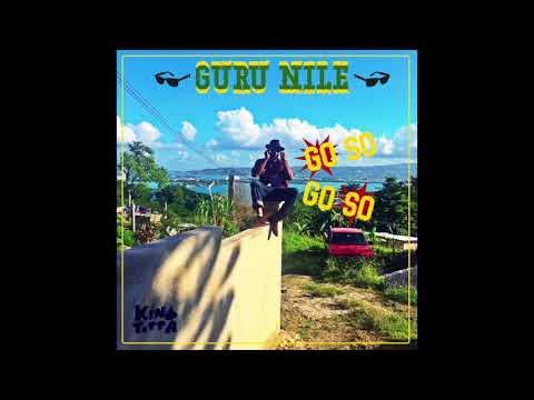 Guru Nile - SOMETHING NEW DISCOMIX (King Toppa Prod.) Reggae Roots Rub A Dub