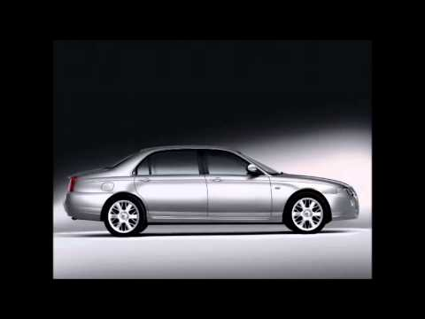 2004 Rover 75 Limousine Youtube