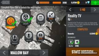 Sniper Assassin 3d Gameplay - Mallow Bay - 1/40 Reality TV