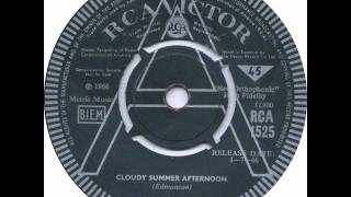 Barry McGuire   Cloudy Summer Afternoon