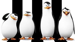 Пингвины Мадагаскар - веселый мультфильм (Обзор)