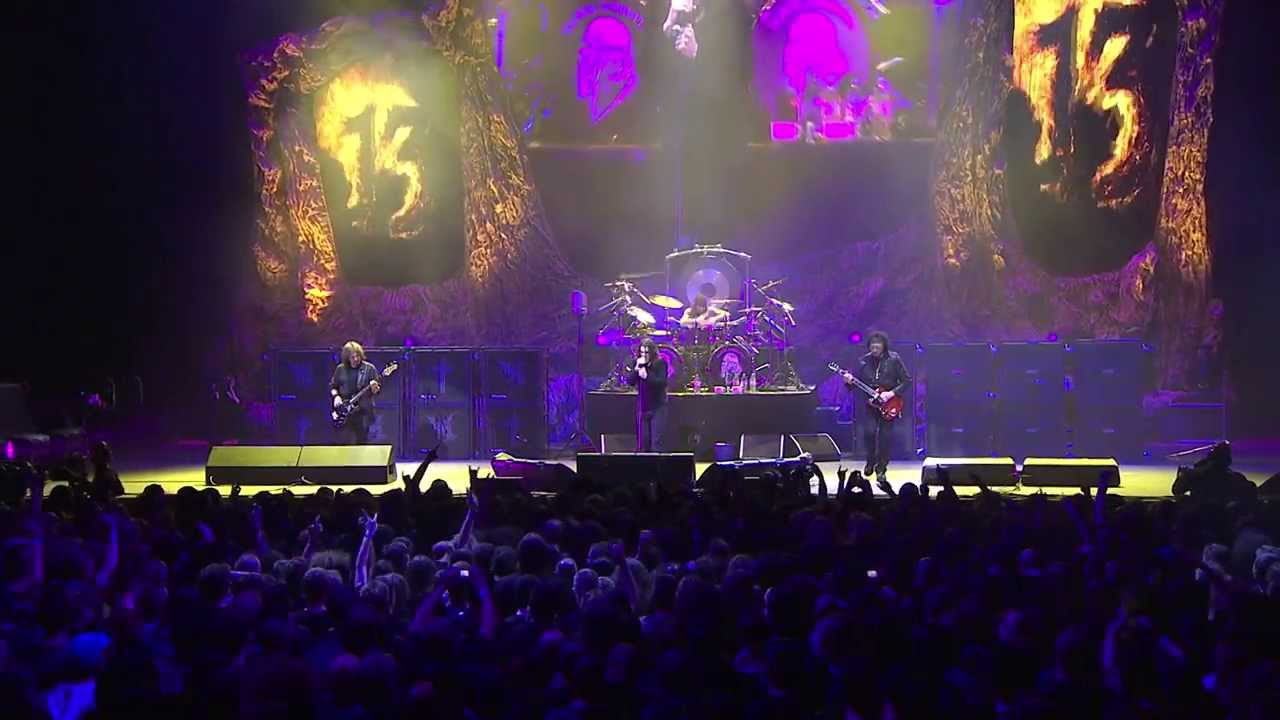 black sabbath end of the beginning official live clip live gathered in their masses youtube. Black Bedroom Furniture Sets. Home Design Ideas