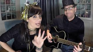 Mike and Carrie Music - New Years Eve - Funny Outtakes