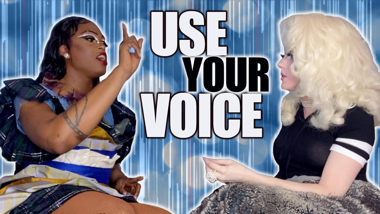 IMHO | Use Your Voice