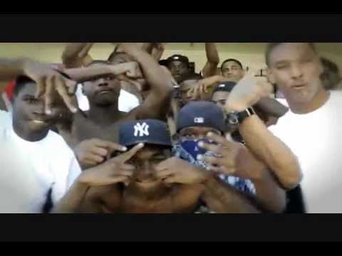 Rich Rollin NHoods 40's-100's East Coast Crips (NHC Card)-And All Rollin  Sets