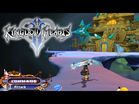 Castle Oblivion in Kingdom Hearts 2 Final Mix