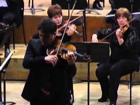 P.Tchaikovsky_Violin concerto (vasko vassilev)   youngchil lee 이영칠
