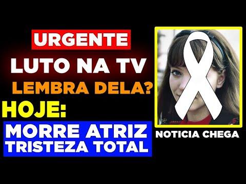 LUTO NOTÍCIA Chega nos deixa famosa e querida atriz, cantora e modelo, comunicado entristece.