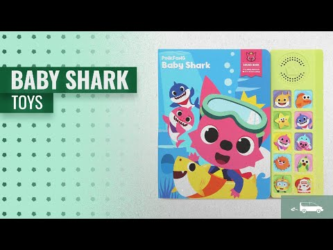 Pinkfong & Baby Shark Toys [2018] | Hot Toy Trends