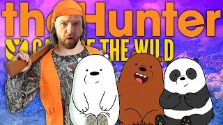 TRIPLE BEAR CHASE (TheHunter: Call of the Wild)