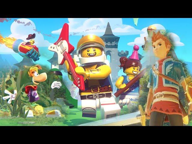 Apple Arcade! - Oceanhorn 2, Rayman Mini e Lego Brawl!!