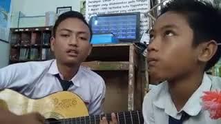 """Lg viral anak smp nyanyi lagu """"turu ning pawon"""""""