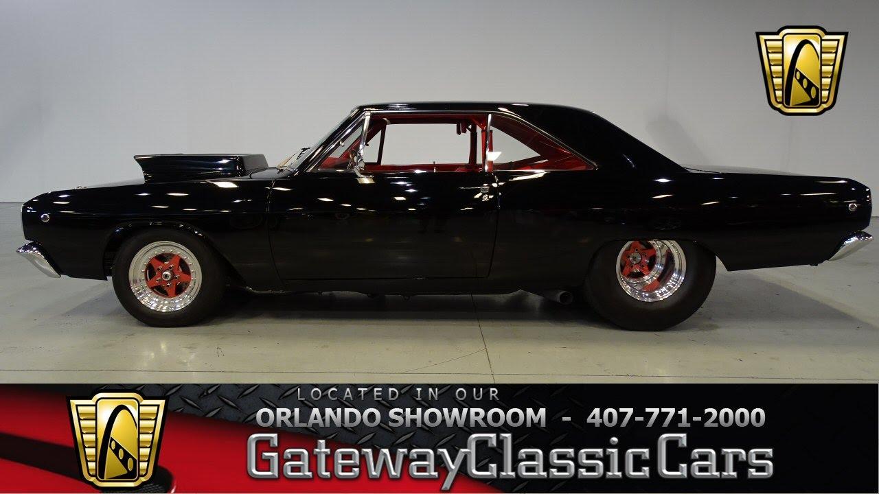 1968 Dodge Dart 528 Hemi Gateway Classic Cars Orlando #497