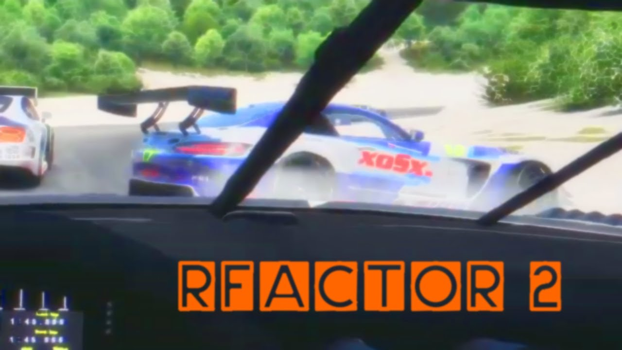 Steam Community :: Video :: rFactor 2 - Talking To