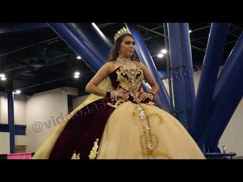 Houston Quinceañera Fashion Show 2019