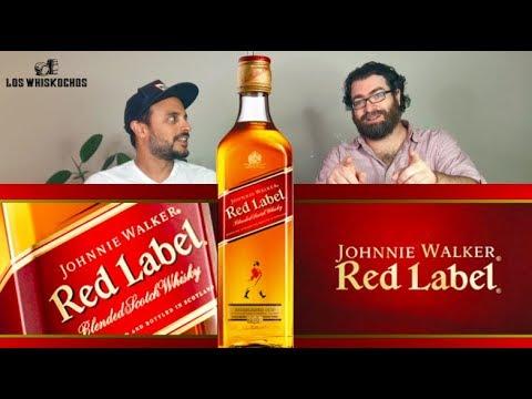 Download Johnnie Walker Etiqueta Roja (Red Label) Blended Scotch Whisky (#203)
