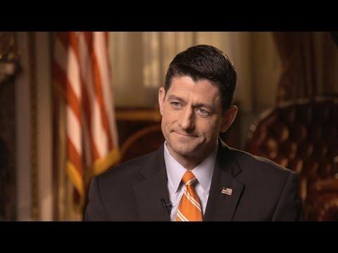House Speaker Paul Ryan on Russia probe, health care bill