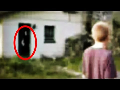 7 Rare Paranormal Videos Caught On Tape