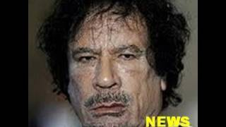 Muammar Gaddafi Captured  and   Dead 10 20 11