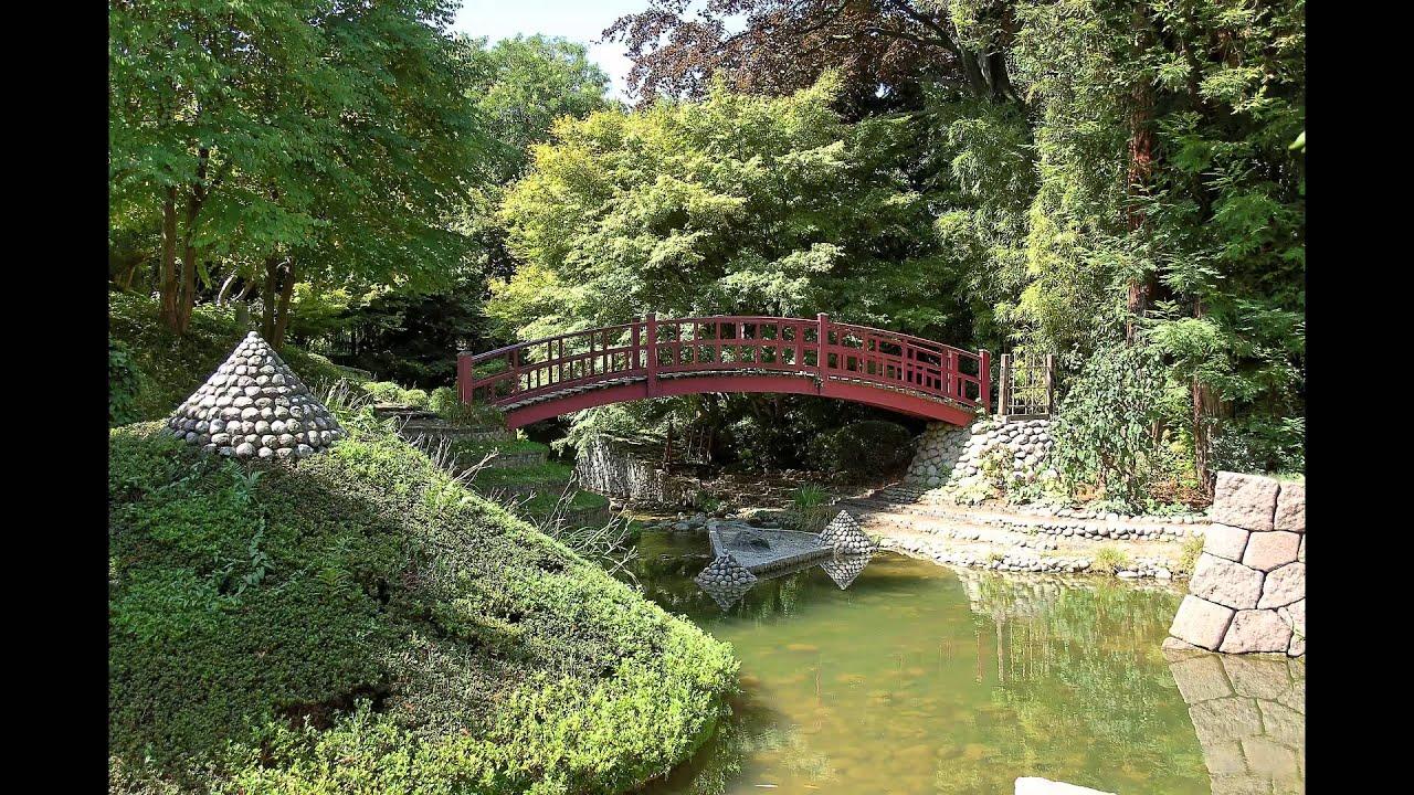 Le jardin albert kahn boulogne france youtube - Les jardins albert kahn ...
