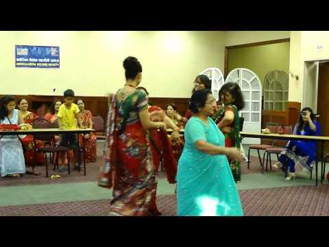 America Nepal Helping Society Teez Festival-2069