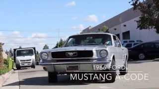 1966 Ford Mustang A-Code for sale!