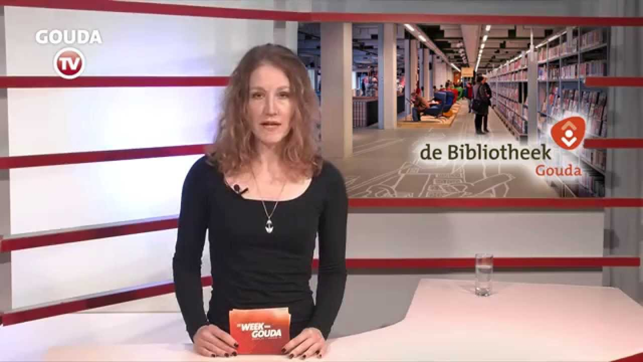 De Week van Gouda 3 april 2015 - YouTube