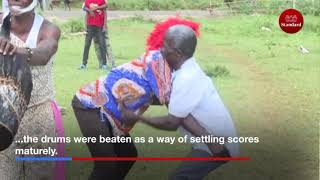 Luhya elders fear that the famous drums beating culture could be on the brink of extinction