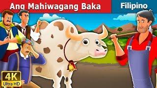Ang Mahiwagang Baka | Kwentong Pambata | Filipino Fairy Tales