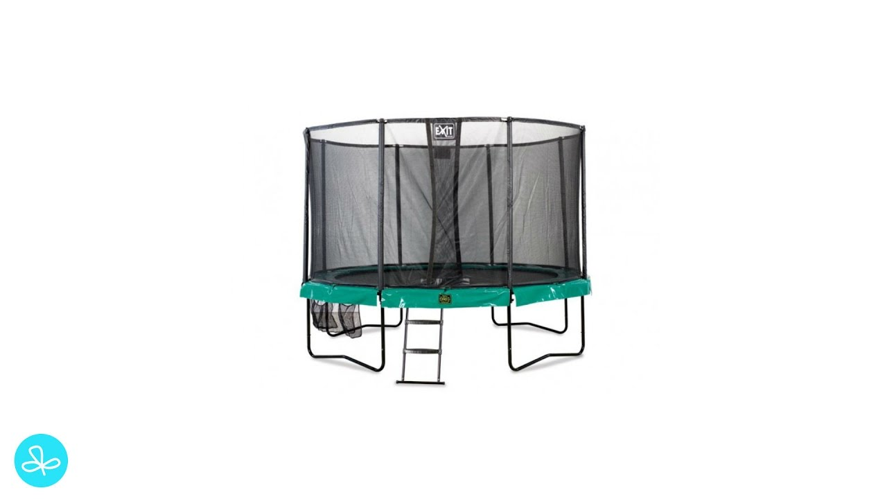 Exit Toys Exit Toys Supreme All In Trampolines