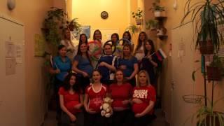 Школа материнства ЖК-68 в поддержку Российской Олимпийской Сборной